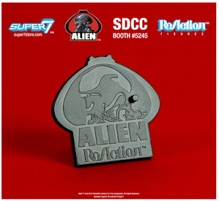 Super 7 ReAction Alien SDCC 2013 Action Figure Stand