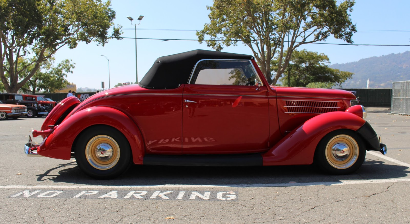Covering Classic Cars : 29th Goodguys West Coast Nationals Car ...