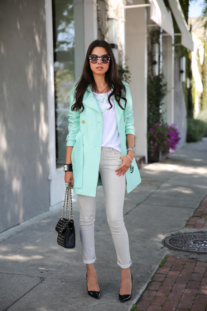 Vivaluxury Fashion Blog By Annabelle Fleur Freshly Minted