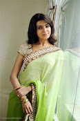 Samantha latest Gorgeous Looking Saree Photo Shoot Gallery-thumbnail-5