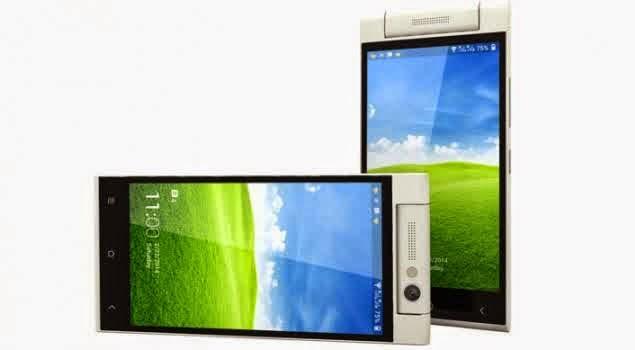Harga Himax Pure 3, Ponsel Octa Core Paling Murah