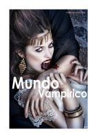 """Revista Vampírica: """"Mundo Vampírico"""""""