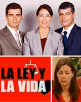 Mabel Lozano, Andoni Ferreño y Toni Cantó