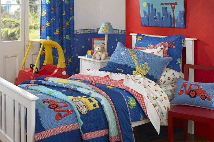 56 cool little boys room loveable room home designs for Boy small bedroom ideas