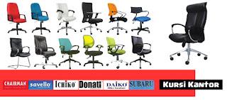 Tempat Jual Online Kursi Kantor Di Semarang