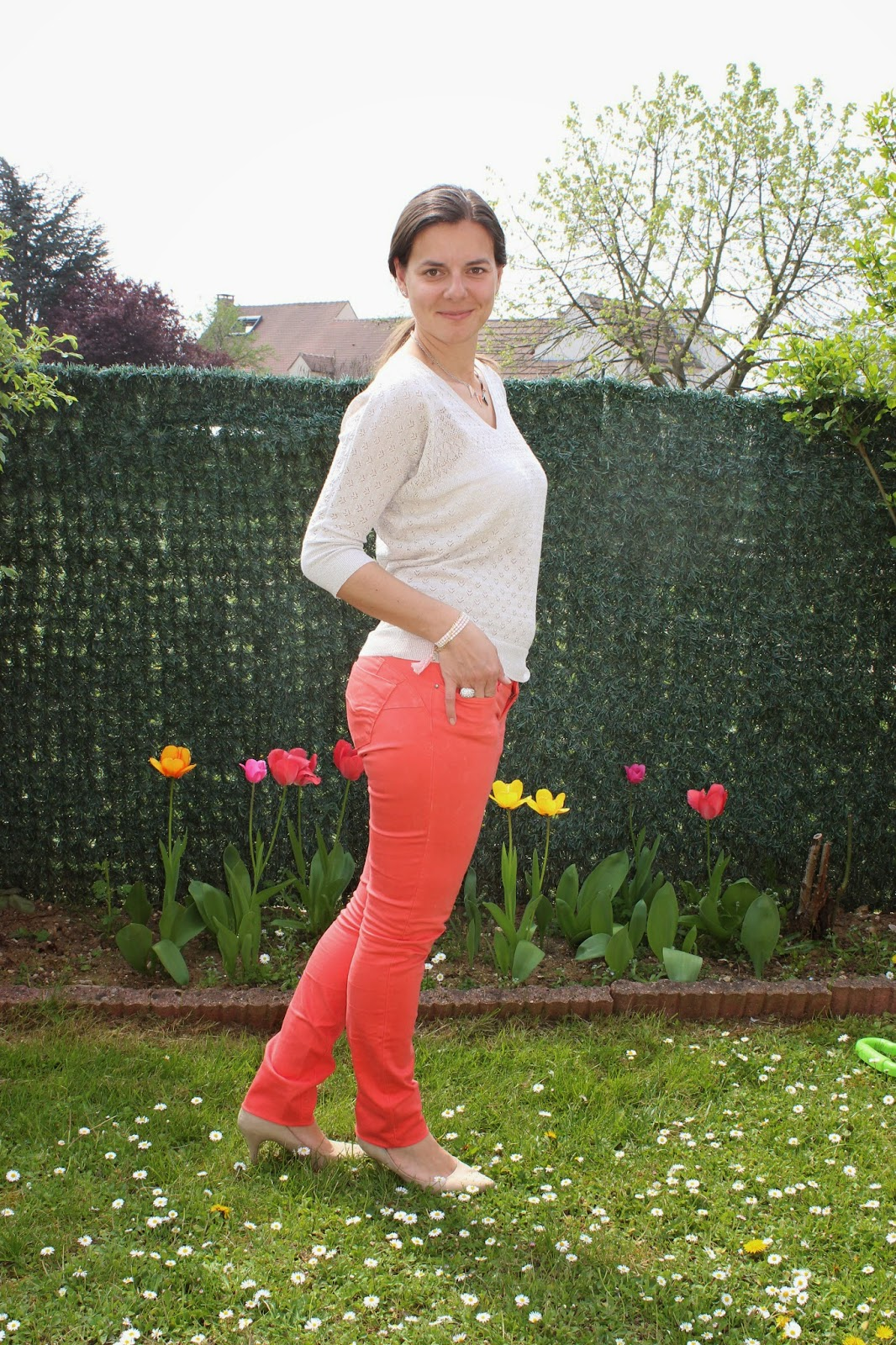 jean corail salsa Jeans