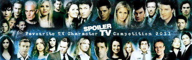 The 2011 STV Character Competition - R1 - Day 15 - Barney Stinson (HIMYM) vs. Spike (Buffy) & Seeley Booth (Bones) vs. Olivia Dunham (Fringe)