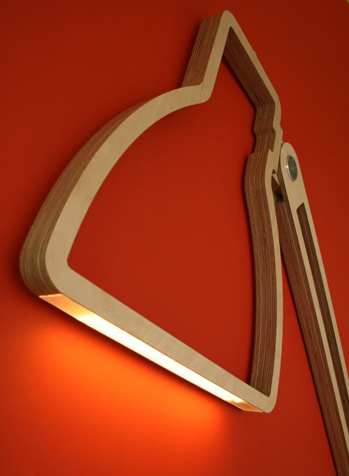 Nepa Lamp - Giles Godwin-Brown