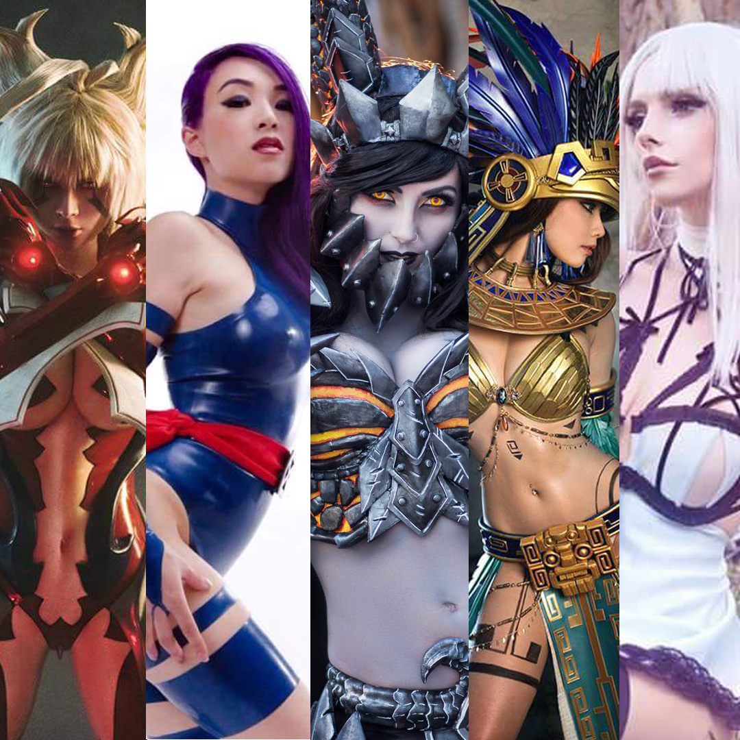Mejores cosplay 2018