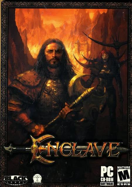 لعبة الاكشن والاثارة الرائعة Enclave نسخة كاملة حصريا تحميل مباشر Sd97