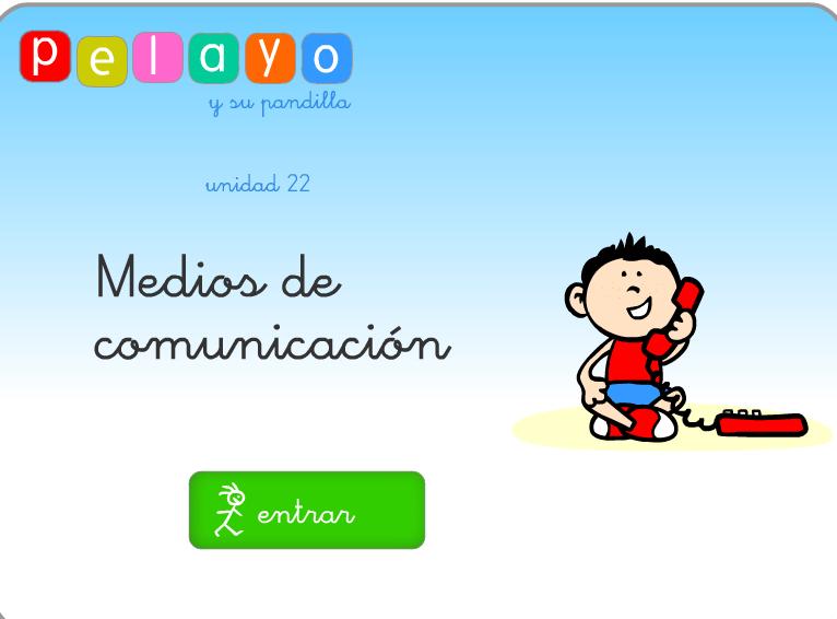 JUEGO PELAYO Y MEDIOS COMUNICACIÓN