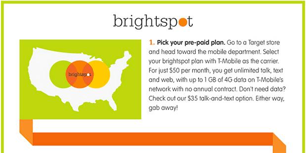 Target Unveils Brightspot, a new StraightTalk competitor