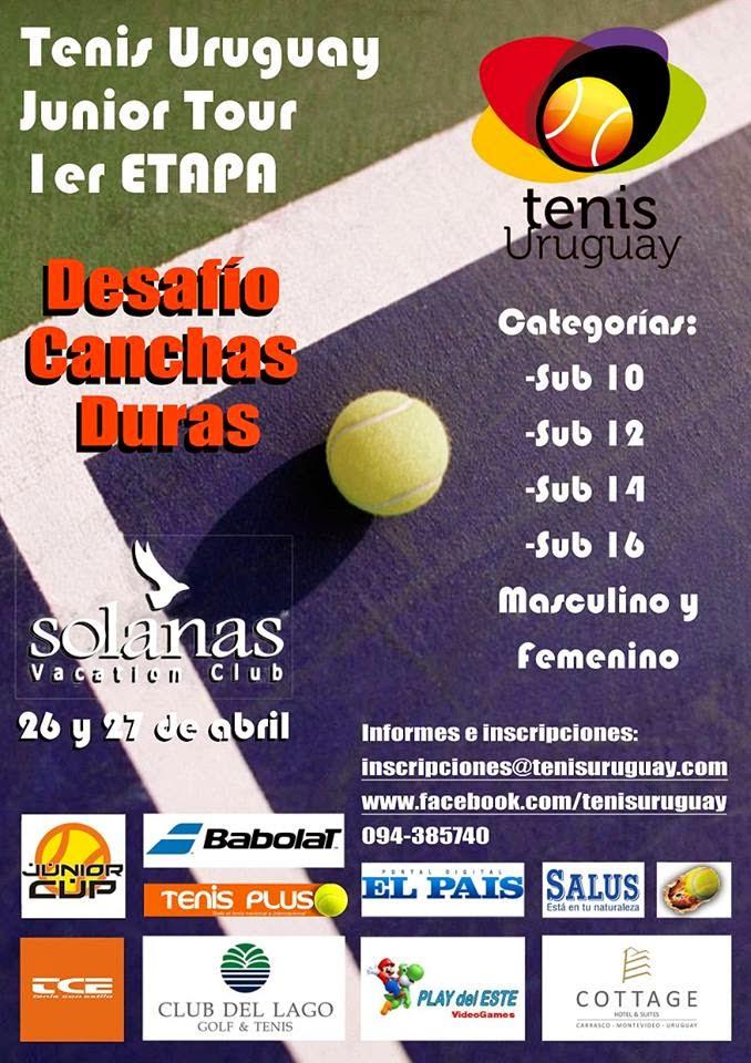 Campeonato de Tenis en Punta del Este