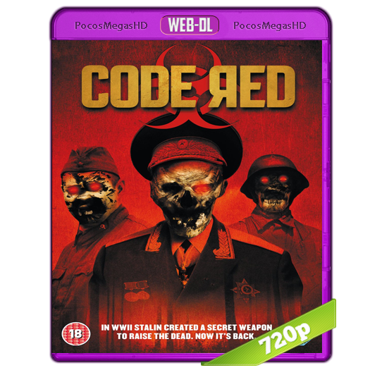 Code Red (2013) Web-Dl 720p Inglés AC3+subs