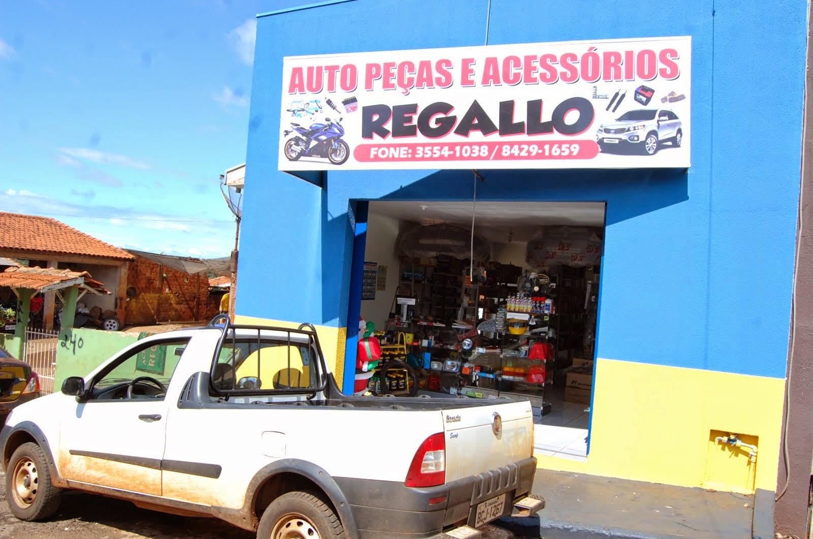 AUTO PEÇAS E ACESSÓRIOS REGALO..