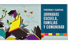 Jornadas escuela, familias y comunidad 2014