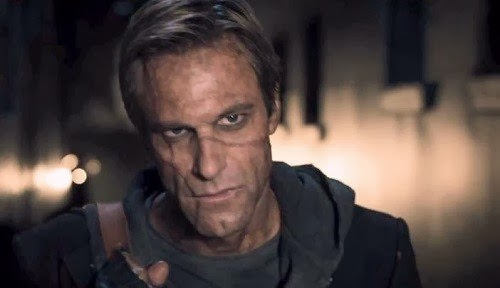 I, Frankenstein ~ Aaron Eckhart | A Constantly Racing Mind