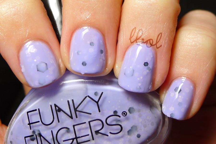 Funky Fingers - Fro Yo
