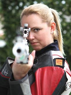 Rosane Ewald - Tiro Esportivo