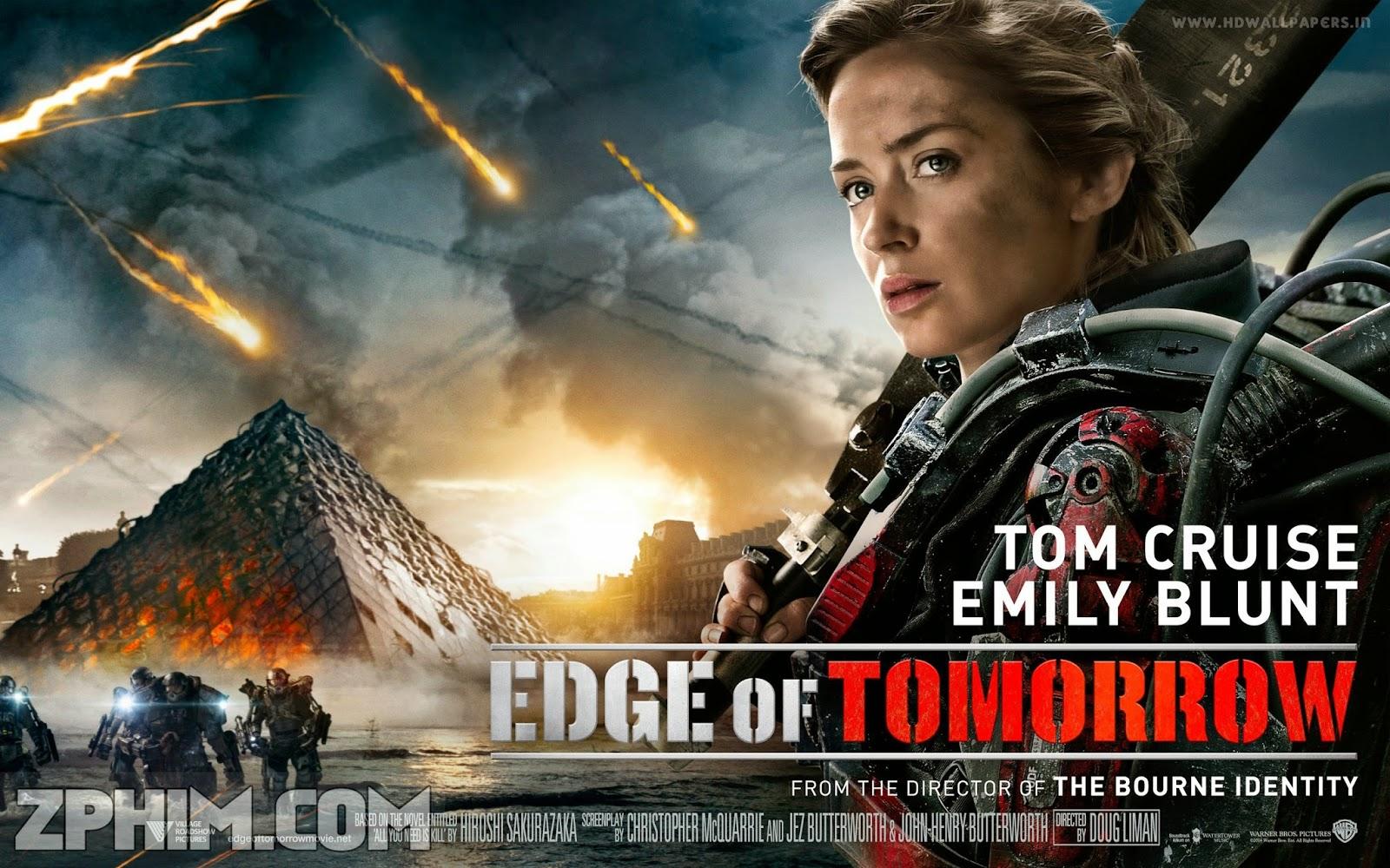 Ảnh trong phim Cuộc Chiến Luân Hồi - Edge Of Tomorrow 1