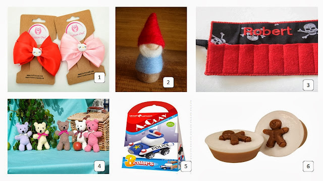 Children's UK Stocking Fillers