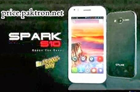 Calme Spark S10 price