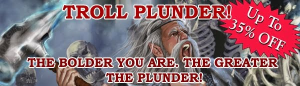 Plunder the Store! Up to 35% off!