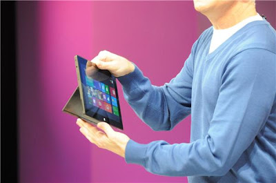 15 Windows Reimagined: The Slate with Microsoft Windows 8