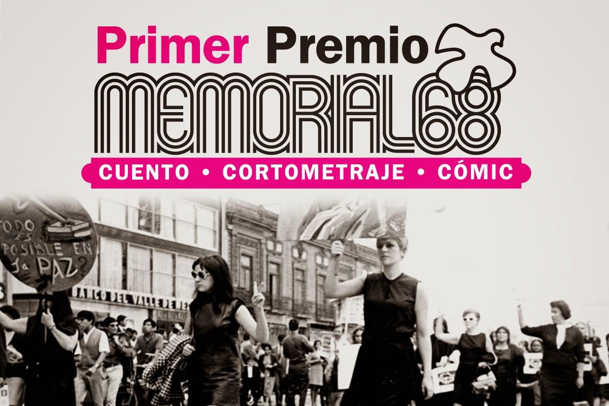 Lanzan convocatoria para el Primer Premio Memorial del 68