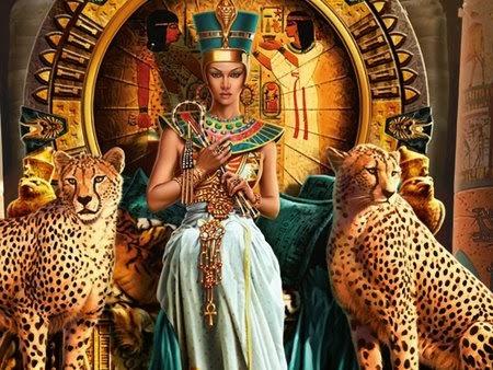 كلمات فرعونية في اللهجه المصرية