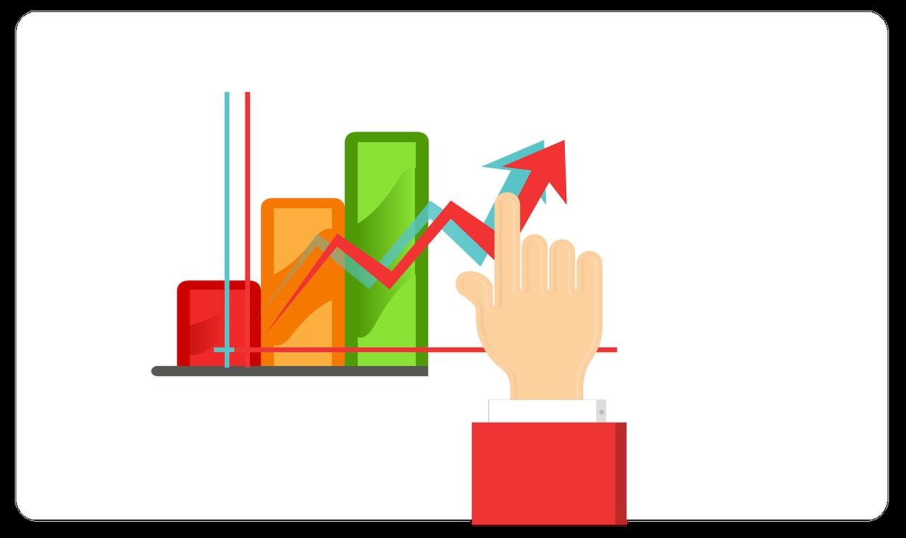 Cara mudah membuat grafik garis line chart di excel 2007 2010 pixabay ccuart Image collections