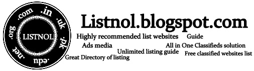 Free Classified Websites List- Post Ads Without Registrasion, Indian Classified Websites list