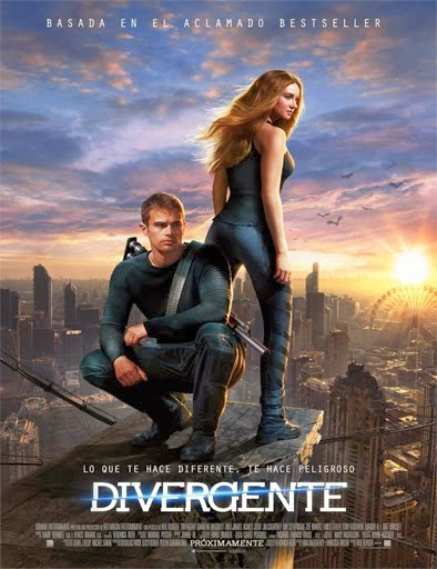 Divergente (V.O.S) (2014)