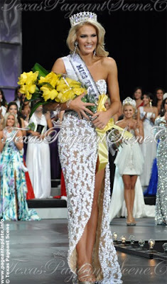 Brittany Booker,Miss Texas USA 2012 , National Beauty Pageants