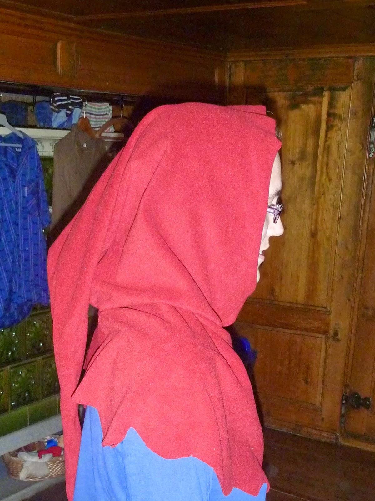 Rumpelstilzchen trägt Gugel