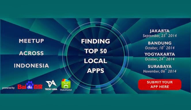 finding 50 top local apps mobomarket