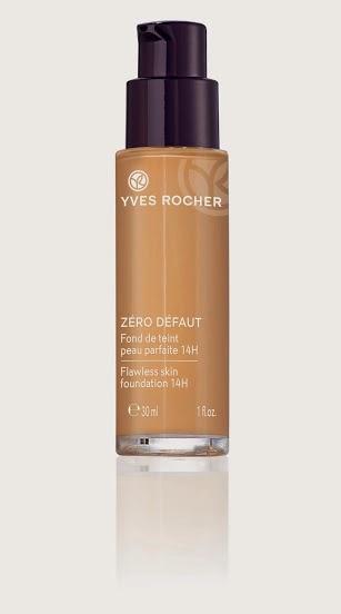 Base de maquillaje Piel Perfecta 14h de Yves Rocher