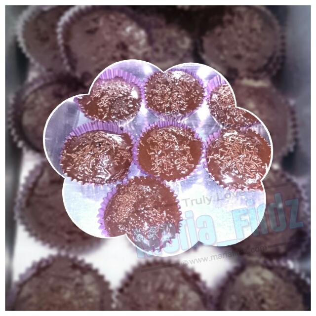Resepi Kek Coklat Moist Versi Cupcake!