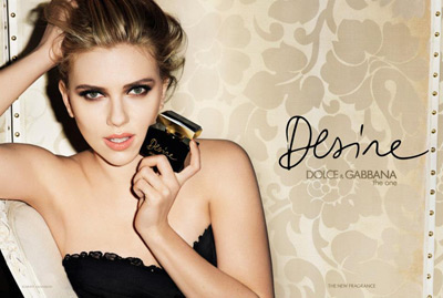 fragancia Dolce Gabbana mujer The One Desire