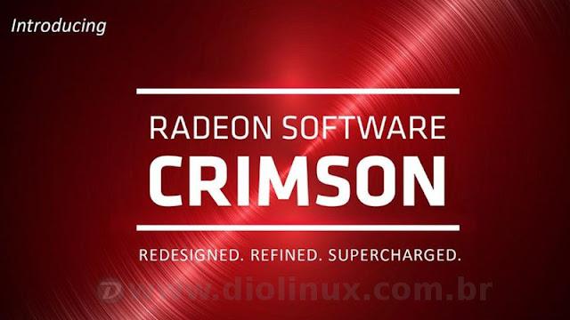 Crimson 15.12 para Linux