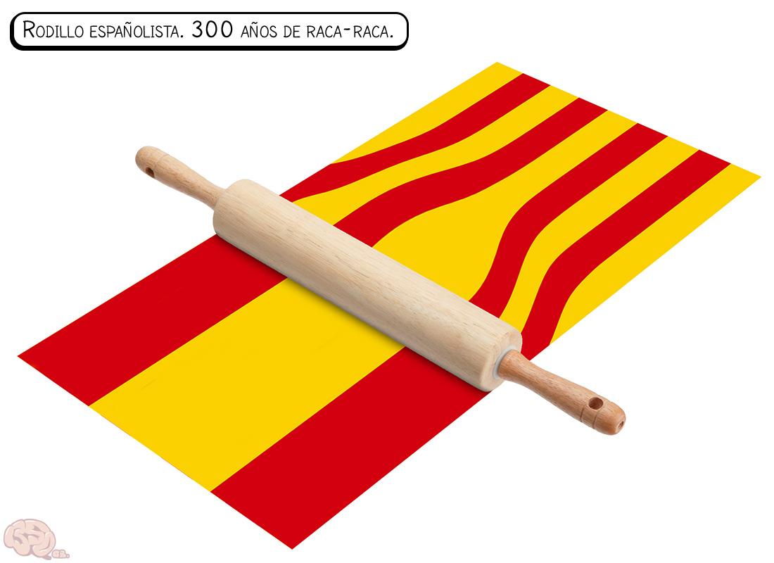 El fracaso del pueblo español