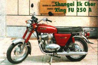 Xing Fu 250 A