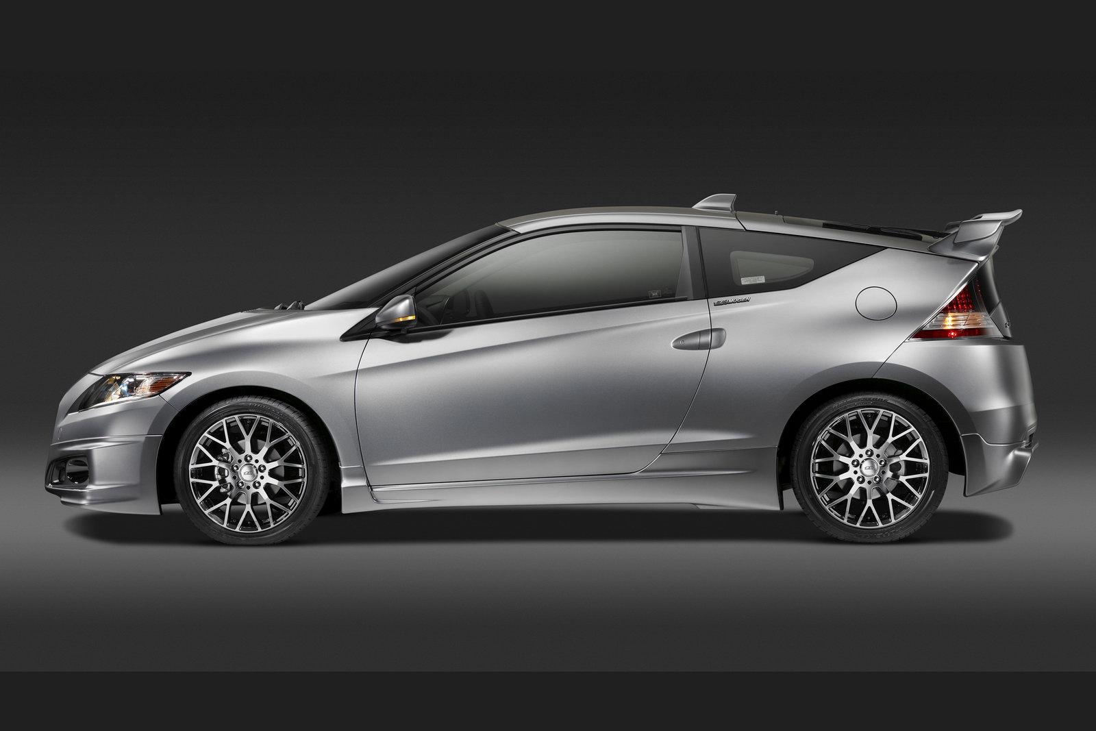 Honda Crz Mugen Body Kit Abs