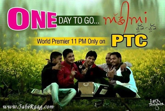 1 Day To Go - Kulwinder Billa - Addiyan Chuk Chuk Video Song
