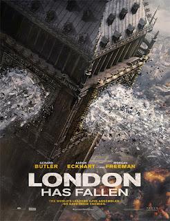 London Has Fallen (Londres bajo fuego) (2016)