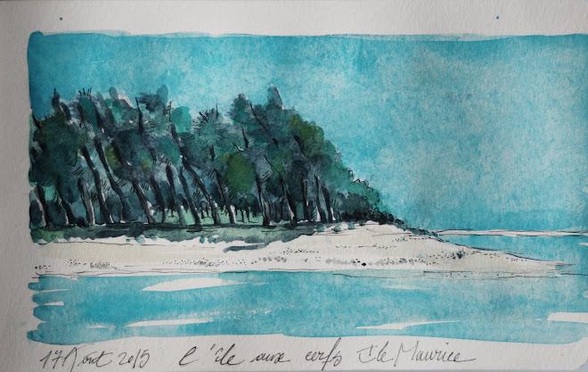 """""""L'île aux cerfs"""""""