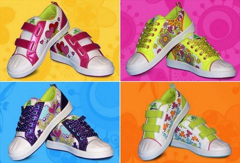 Bobbi-Toads shoes