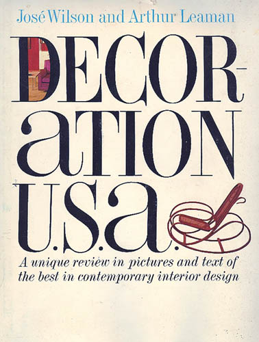decoration usa GT FASHION DIARY