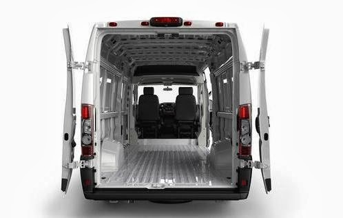 The Ram ProMaster Van  Ram Commercial and BusinessLink at Thelen