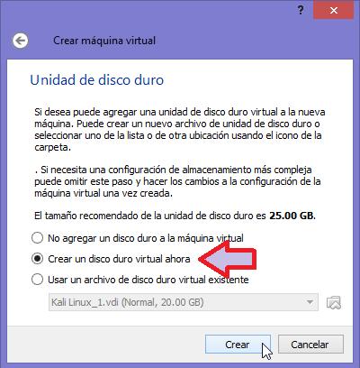 Maquina Virtual de Windows 10 - Creación